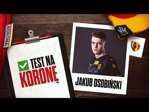 Test na Koronę #2 | Jakub Osobiński