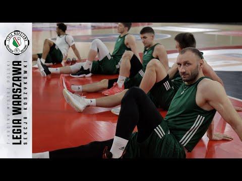 Raport z treningu: Przed trzecim meczem z Arged BMSlam Stalą | Legia Warszawa Koszykówka