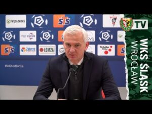 Jacek Magiera po meczu z Górnikiem