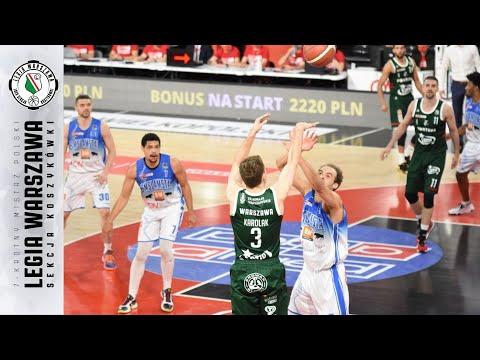 P(L)AY🏀FF 2021! 👊| Relacja z meczu Legia – Arged BMSlam Stal (67:80) | Legia Warszawa Koszykówka