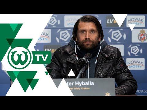 Peter Hyballa po meczu Wisła Kraków – Warta Poznań