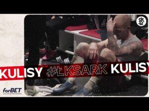Kulisy meczu ŁKS Łódź – Arka Gdynia
