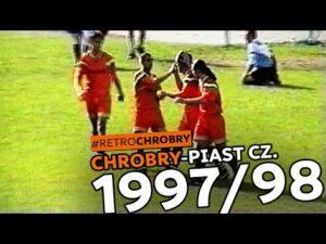 #RetroChrobry 1997/98: Chrobry Głogów – Piast Czerwieńsk 2:0