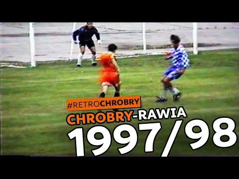 #RetroChrobry 1997/98: Chrobry Głogów – Rawia Rawicz 1:0