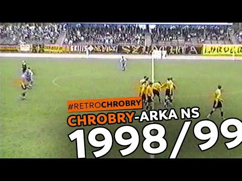 #RetroChrobry 1998/99: Chrobry Głogów – Arka Nowa Sól 4:0