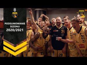 Read more about the article Podsumowanie sezonu 2020/2021 – #sercesopotu z 5. miejscem w EBL! | Trefl Sopot