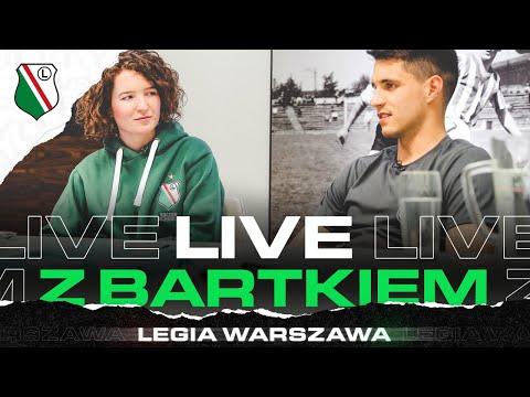 Bartek Kapustka odpowiada na pytania dzieci z Legia Soccer Schools!
