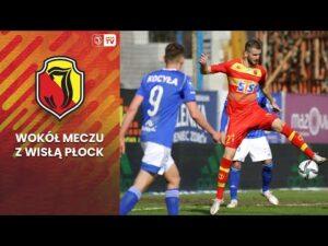 Wokół meczu Wisła Płock vs. Jagiellonia Białystok (2-2)