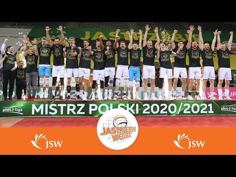 Jastrzębski Węgiel mistrzem Polski!!!