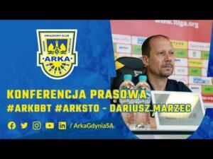 Read more about the article DARIUSZ MARZEC PRZED MECZAMI #ARKBBT I #ARKSTO