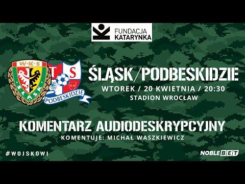 Śląsk Wrocław – Podbeskidzie Bielsko-Biała, PKO Ekstraklasa, 20.04.2021 (Komentarz na żywo)