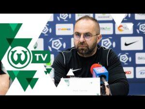 Piotr Tworek po meczu Warta Poznań – Raków Częstochowa