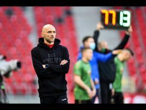 25. kolejka Fortuna1Liga: Konferencja prasowa po meczu GKS Tychy – Radomiak Radom 1:0