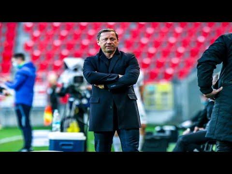 Konferencja prasowa po meczu GKS Tychy – Radomiak Radom 1:0 [RADOMIAK.TV]