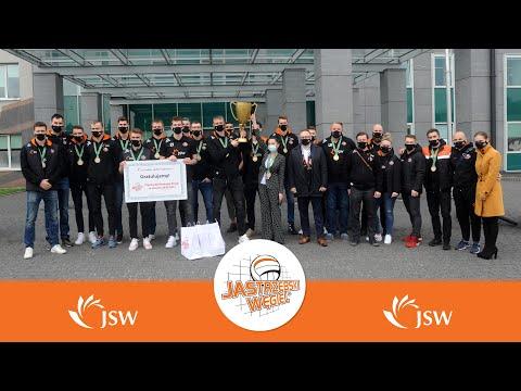 JSW jest dumna z Mistrzów Polski – Jastrzębskiego Węgla