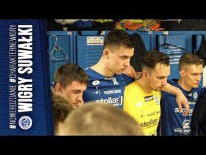Kulisy | Wigry Suwałki 0:1 (0:1) Górnik Polkowice