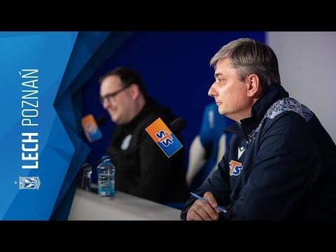 KONFERENCJA PRASOWA | Trener Maciej Skorża przed meczem z Podbeskidziem Bielsko-Biała