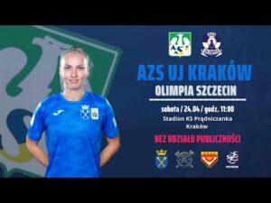 Ekstraliga AZS UJ Kraków – Olimpia Szczecin