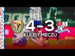 WROCŁAWSKI ROLLERCOASTER   Kulisy meczu Śląsk – Podbeskidzie