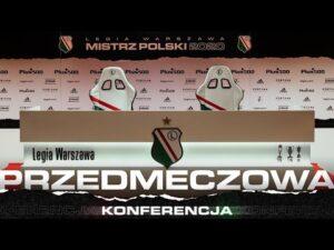 Read more about the article Konferencja przed meczem Lechia Gdańsk – Legia Warszawa