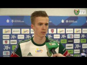 Read more about the article Łukasz Bejger po meczu z Rakowem