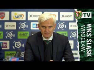 Read more about the article Jacek Magiera po meczu z Rakowem