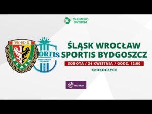 17. kolejka Ekstraligi   Śląsk Wrocław – KKP Bydgoszcz