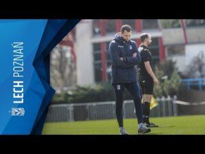TRENERZY po meczu LECH II Poznań – POGOŃ Siedlce 0:2