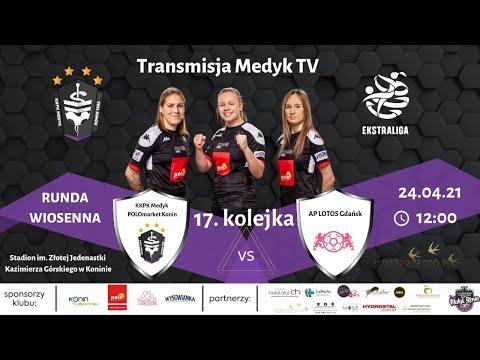 Read more about the article Medyk POLOmarket Konin – AP LOTOS Gdańsk