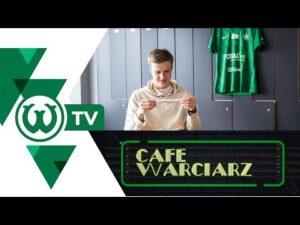 TWOREK CZY MOURINHO?! Robert Ivanov w Cafe Warciarz