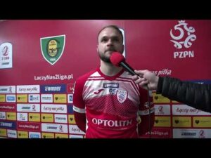 Read more about the article Mariusz Holik po meczu w Katowicach | 24.03.2021