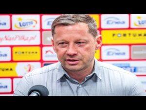Read more about the article Konferencja prasowa po meczu Radomiak Radom – Odra Opole 1:0 [RADOMIAK.TV]