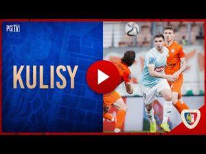 KULISY   Dziesiąty wyjazdowy mecz bez porażki   Zagłębie – Piast 2-2 (2-1)   24 04 21