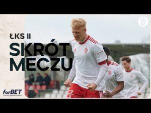 Read more about the article ŁKS II Łódź – Orkan Buczek 3:2 | SKRÓT MECZU