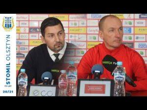 Read more about the article Konferencja po meczu Stomil Olsztyn – Sandecja Nowy Sącz 0:5 (3.04.2021 r.)