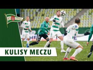 Read more about the article Mecz z perspektywy Łukasza Smolarowa   Kulisy meczu #LGDLEG