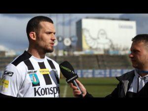 2021-04-03 Stomil Olsztyn – Sandecja 0-5, Tomasz Boczek