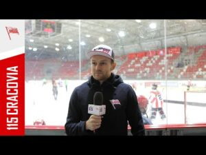 Wywiad z trenerem CANPACK Akademii Hokejowej Cracovii Filipem Drzewieckim (27.04.2021)