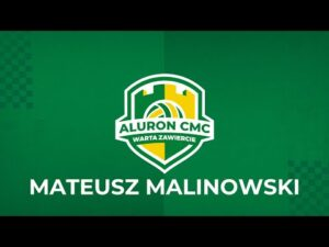Mateusz Malinowski: Na pewno będziemy chcieli poprawić rezultat z tego sezonu