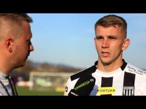2021-04-28 Sandecja – Resovia 1-1 (0-0), Adrian Danek