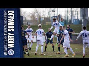 Read more about the article Bramki   Wigry Suwałki 1:1 (0:0) Stal Rzeszów