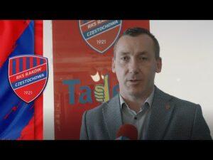 Wywiad z dyrektorem SMS panem Maciejem Strożkiem.