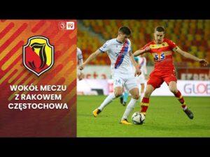 Wokół meczu Jagiellonia Białystok vs. Raków Częstochowa (0-0)