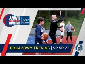 Read more about the article ANWIL Basketball Challenge   Trening w SP23