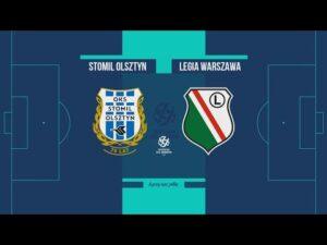 Read more about the article [CAŁY MECZ] CLJ U-17 | Stomil Olsztyn – Legia Warszawa 0:1 | 29.04.2021 r. |