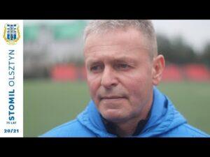 Read more about the article Adam Zejer po meczu CLJ Stomil Olsztyn – Legia Warszawa (29.04.2021 r.)