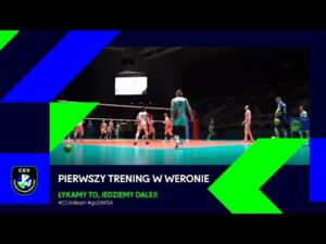 Read more about the article PIERWSZY TRENING W WERONIE