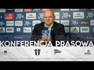 Read more about the article Konferencja prasowa po meczu #WPŁLGD