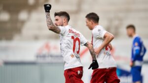 Read more about the article I oby teraz tylko lepiej. ŁKS – GKS Bełchatów 1:0