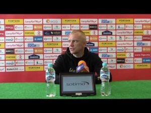 Read more about the article Konferencja prasowa po meczu z Bruk-Betem